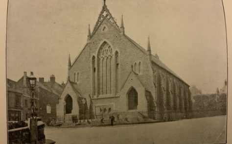 St Peter Port, Guernsey, St Paul's Methodist New Connexion Church