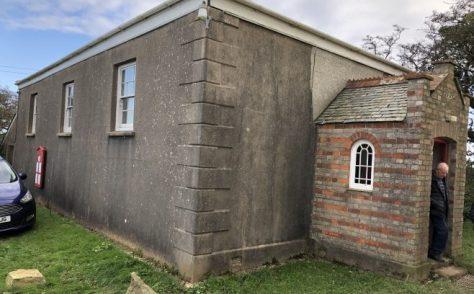Baldhu 'Three Eyes' Bible Christian Chapel, Kerley Downs
