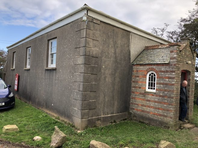 Three Eyes Bible Christian chapel | Steven Wild