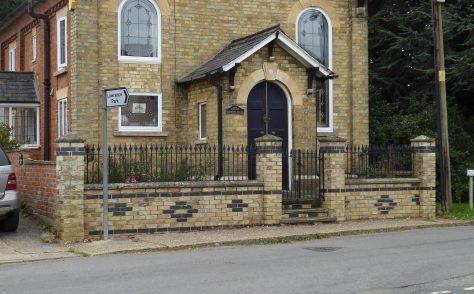 Thurlby Top United Free Methodist Chapel, Lincolnshire