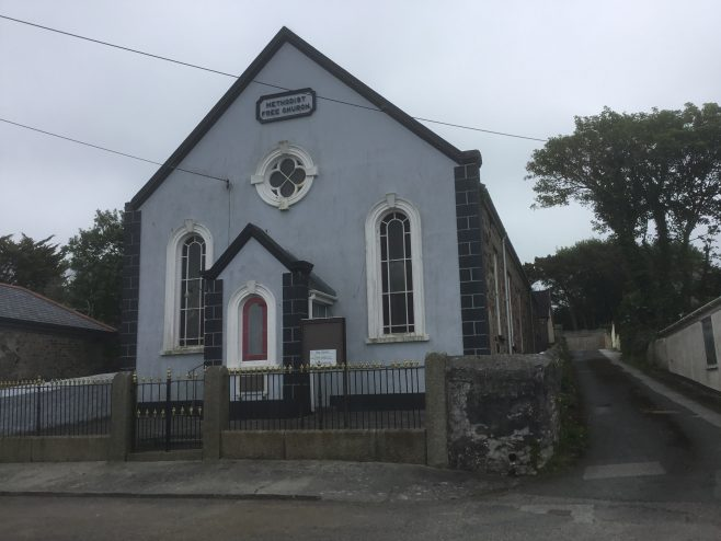 Ventonleague United Methodist Church near Hayle
