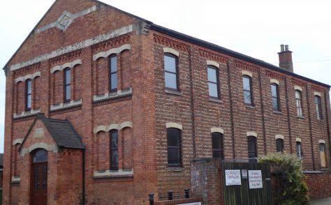 Wellingborough Alma Street Independent Wesleyan/Wesleyan Reform Chapel, Northamptonshire, NN8 4DH