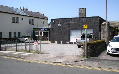 Whitehaven, Catherine Street Wesleyan Methodist Association Chapel, Cumberland