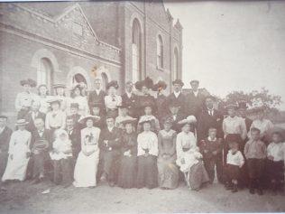 Westwoodside MNC Chapel | Postcard Image