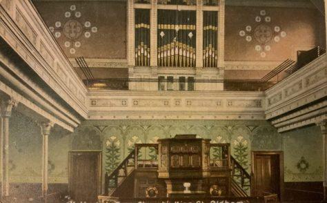 Oldham, United Methodist Free Church, King Street