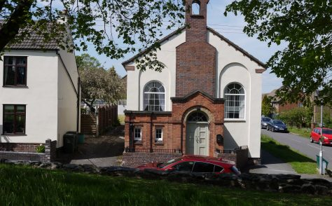 Hathern Wesleyan (Reform) Branch preaching place, Leicestershire