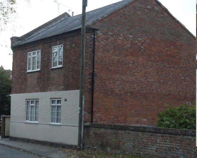 Sutton Bonington Zion United Methodist Free Church chapel | Philip Thornborow 2019