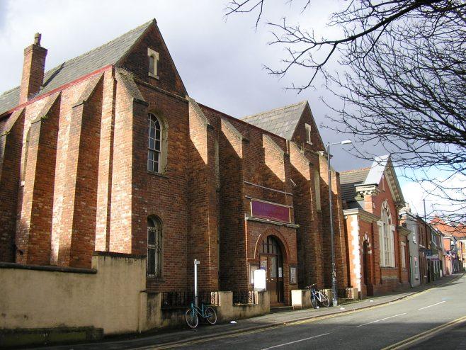 Warrington, Friars Green Independent Methodist Chapel