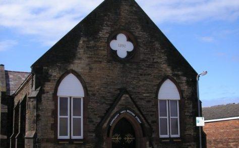 Workington, Victoria Road UMFC Chapel