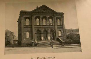 Zion Methodist New Connexion chapel, Batley Yorkshire   Steve Wild's postcard collection