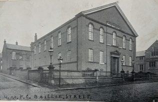 Baillie Street UMFC Rochdale