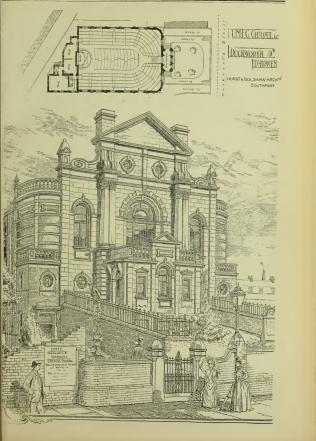 Duckworth Street UMFC, Darwen   The Building News and Engineering Journal, 1889