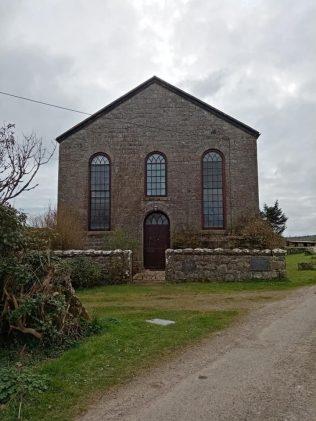 Carfury Bible Christian  Chapel