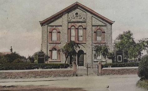 Wilmslow Methodist New Connexion, Water Lane