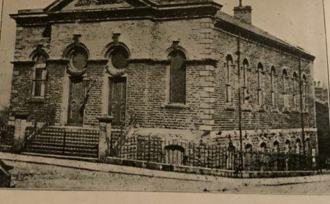 Batley, Broomhill Methodist New Connexion church