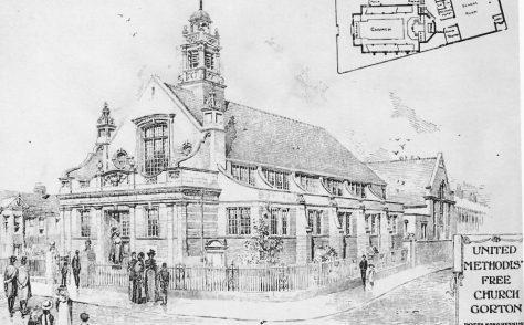 Gorton United Methodist Free Church, Hyde Road, Gorton