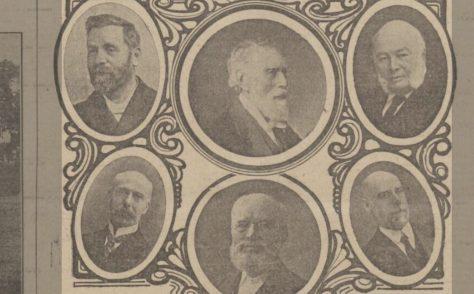 United Methodist Conference 1908