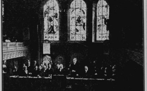 Uniting Conference 1907