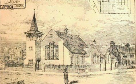 Longport, Alexandra Road Methodist Free Church and Schools