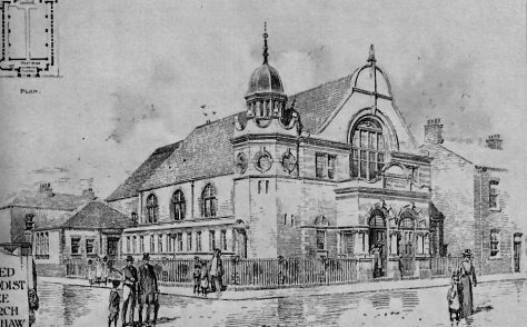 Openshaw United Methodist Free Church