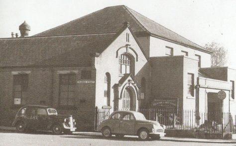 Loughborough, Sparrow Hill United Methodist Free Church