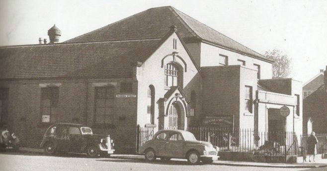 Sparrow Hill Church | provide by David Dyson