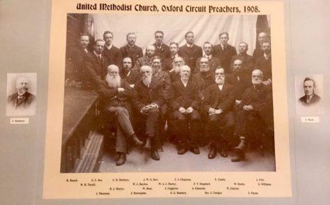 United Methodist Church Local Preachers group photograph