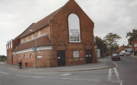 Saxilby United Methodist Free Church