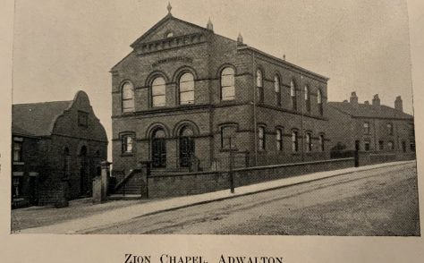 Adwalton; Zion Methodist New Connexion Church