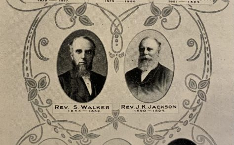 Batley Circuit; Methodist New Connexion ministers 1875 - 1904