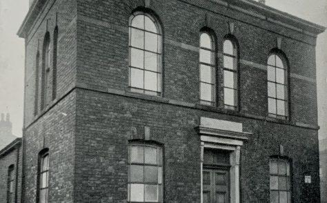 Rochdale; Mitchell Street United Methodist Free Church, Lancashire