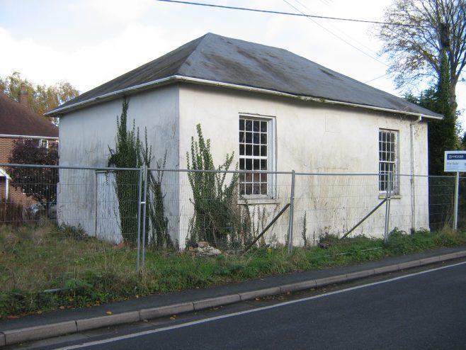 King's Somborne Methodist Free Church 1826 | David M. Young