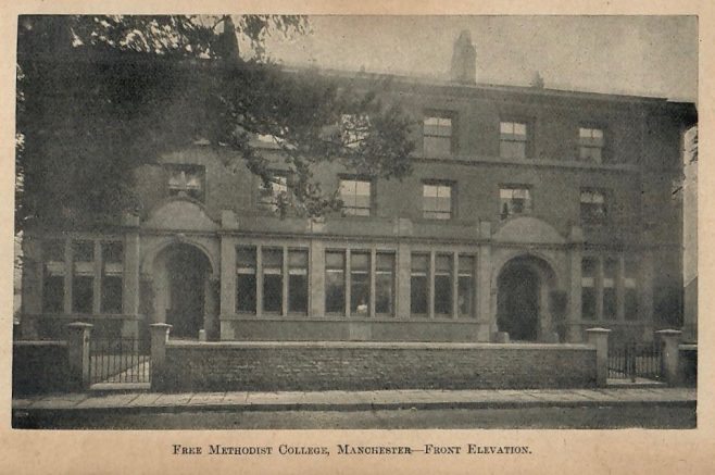 The Theological Institute, Manchester | Free methodist manual. Andrew Crombie, 1899