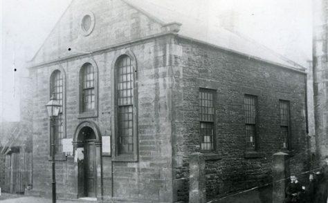 Blaydon, Tyne Street United Methodist Free Church