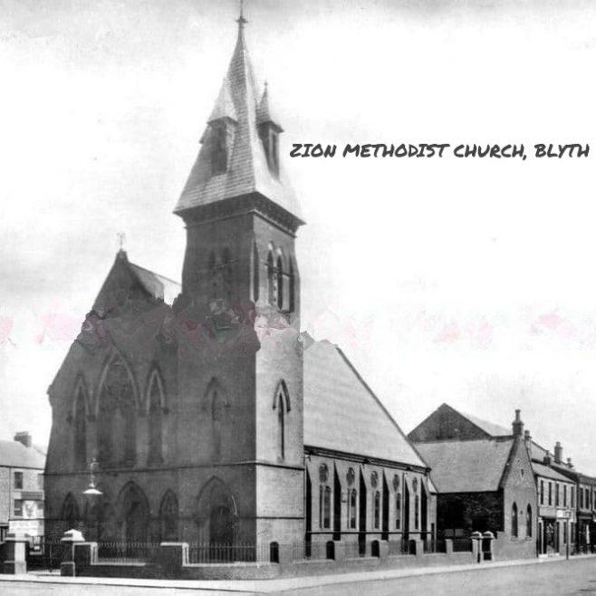 Blyth, Zion New Connexion Church