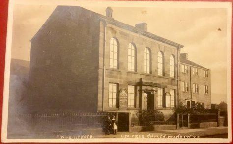 Moorhouse United Methodist Free Church Milnrow near Rochdale