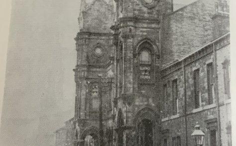 Halifax, Brunswick Rhodes Street United Methodist Free Church chapel