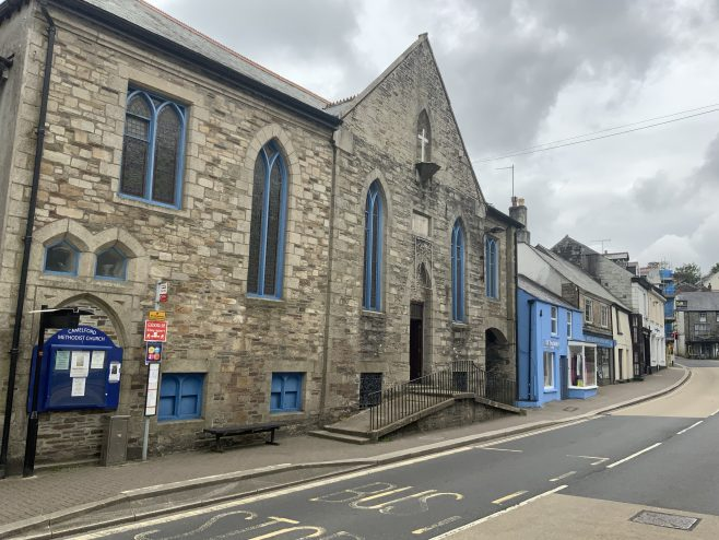 Camelford Former United Methodist Free Church