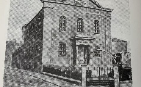 Halifax, Hanover Street Methodist New Connexion Church, King Cross Street