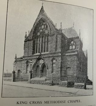 Skircoat Moor Road, Halifax, New Methodist Connexion Church
