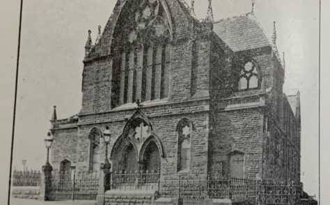 Halifax, Skircoat Moor Road, New Methodist Connexion Church