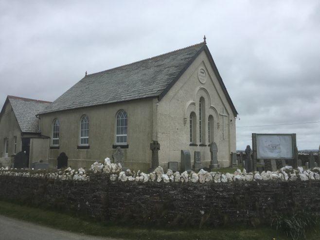 Eden Former Bible Christian Methodist Church Cornwall