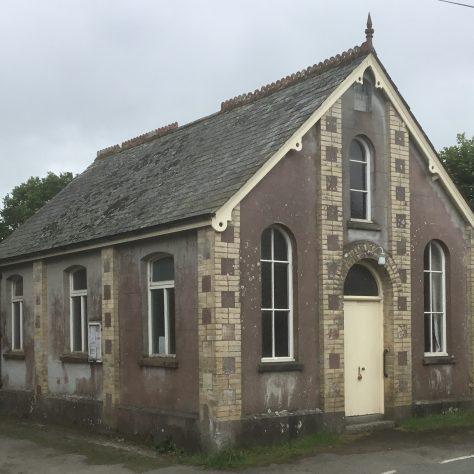 Canworthy Water former Bible Christian Sunday School