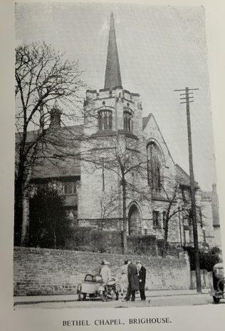 Brighouse Bethel Methodist New Connexion Chapel (now Central Methodist Church), Yorkshire | Steven Wild