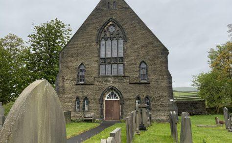 Lumbutts former United Methodist Free Church, Nr Todmorden