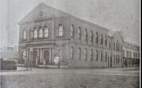 Middlesbrough Grange Road United Methodist Free Church