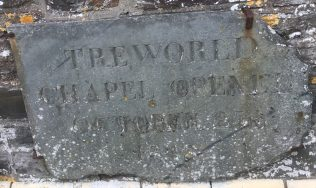 Treworld Bible Christian  Methodist Church