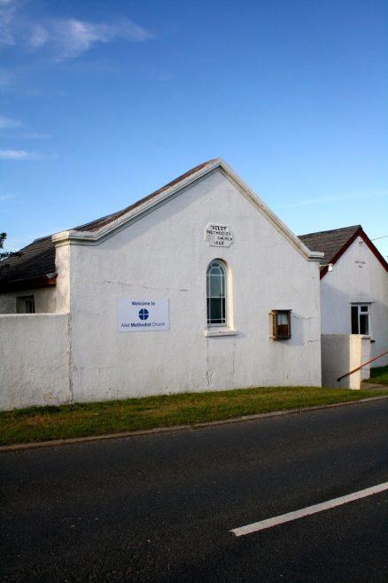Allet United Methodist Free Church | Jo  Lewis
