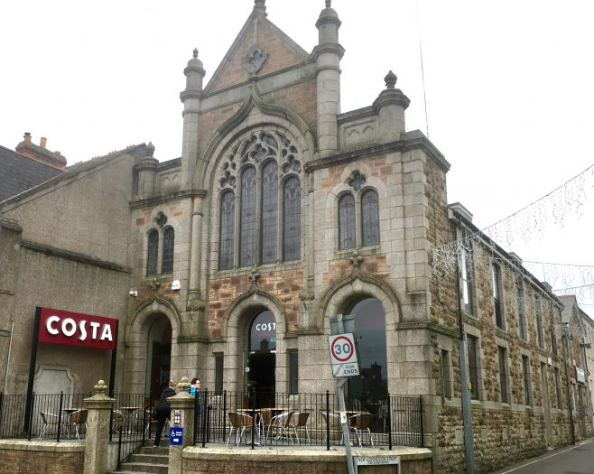 Camborne Trelowarren United Methodist chapel | Jo  Lewis