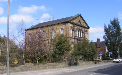 Eckington United Methodist Free Church